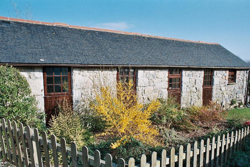 Trethellan Lodge external