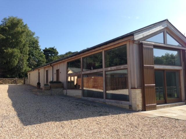 Why not try Grove Barn if you want more space? It sleeps six.