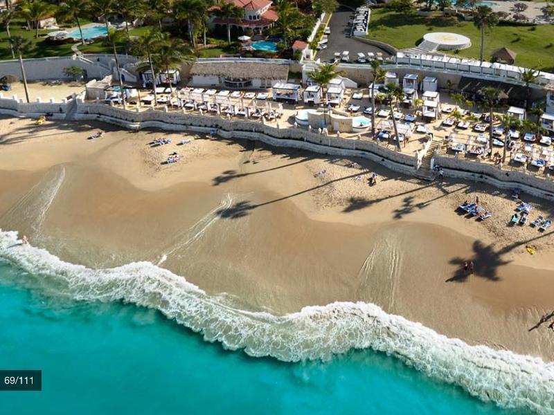Spiaggia VIP