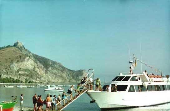 Cruceros Islas Eolias