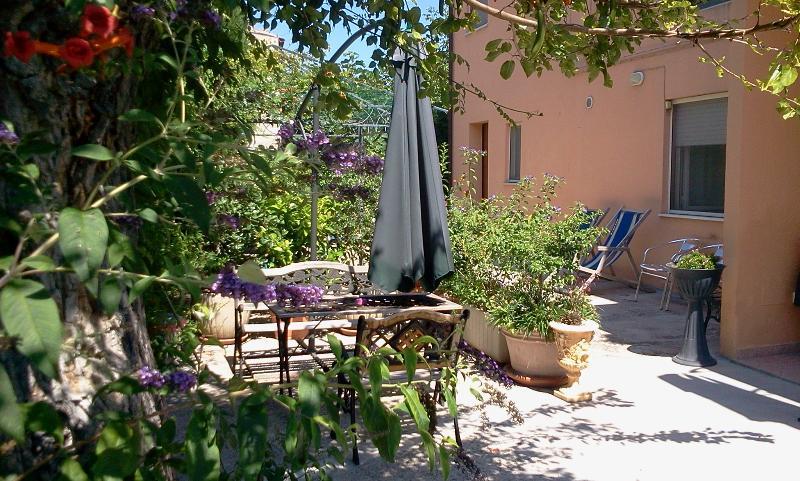 Veranda/Giardino