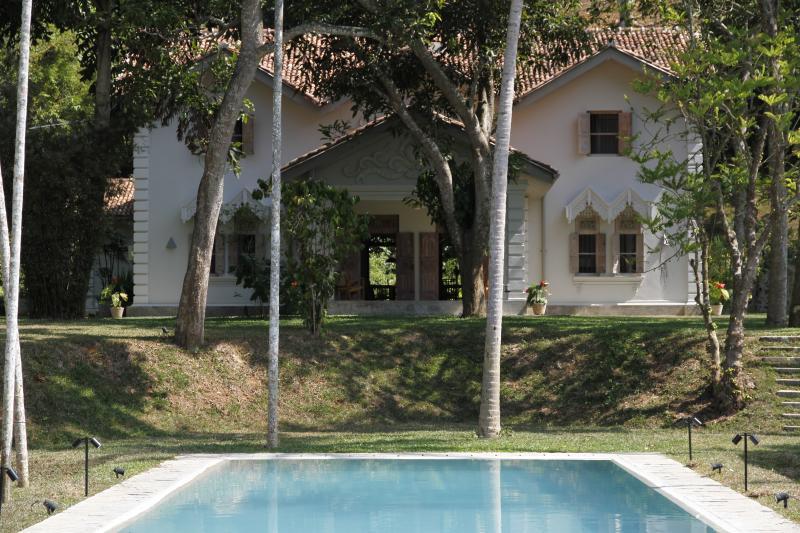 Villa in koloniale stijl