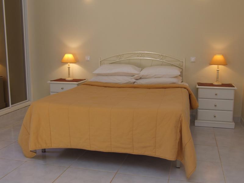 ground floor double bedroom with en suit