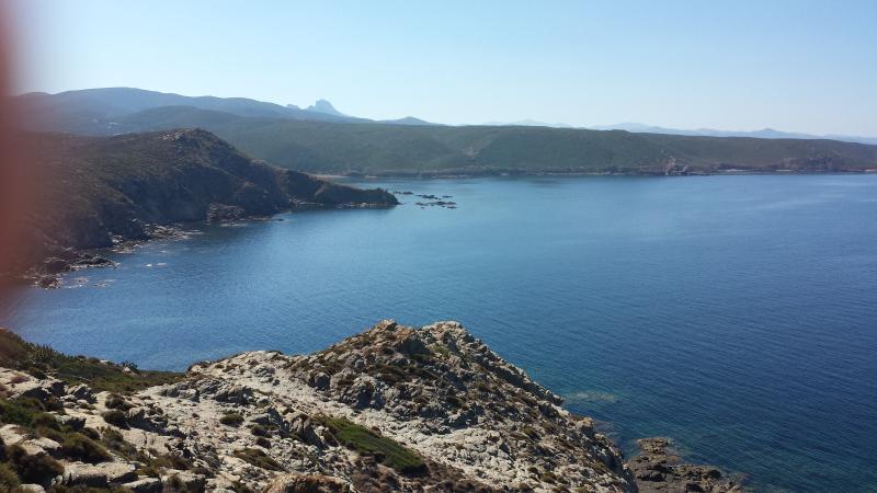 vista del golfo dalla Torre