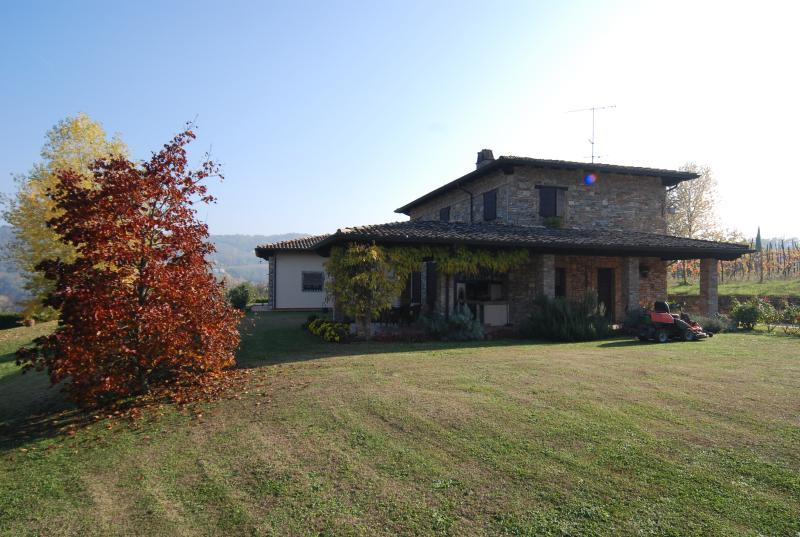 I CIPRESSI, vacation rental in Gropparello