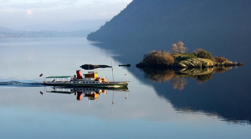 Lago di Ulswater a 15 minuti in auto