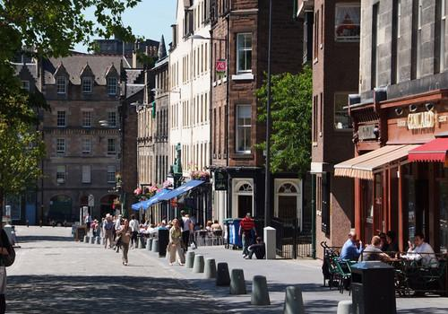 Right in the Heart of the Grassmarket