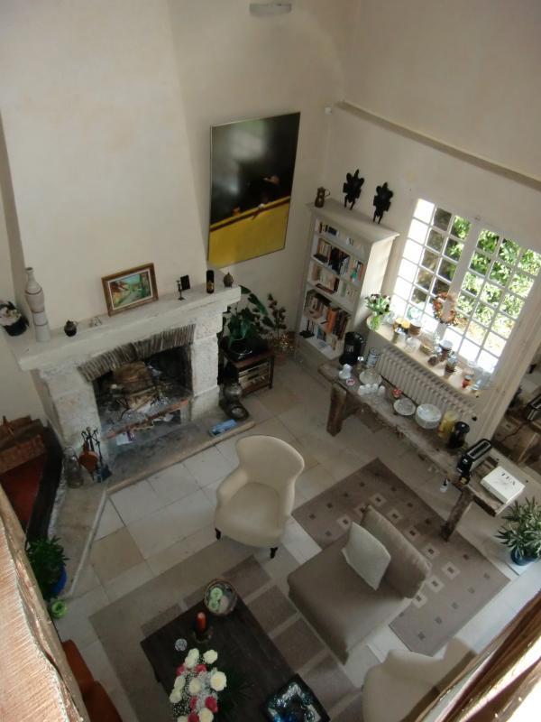 Salon rez-de-chaussée, Villa Magnolia