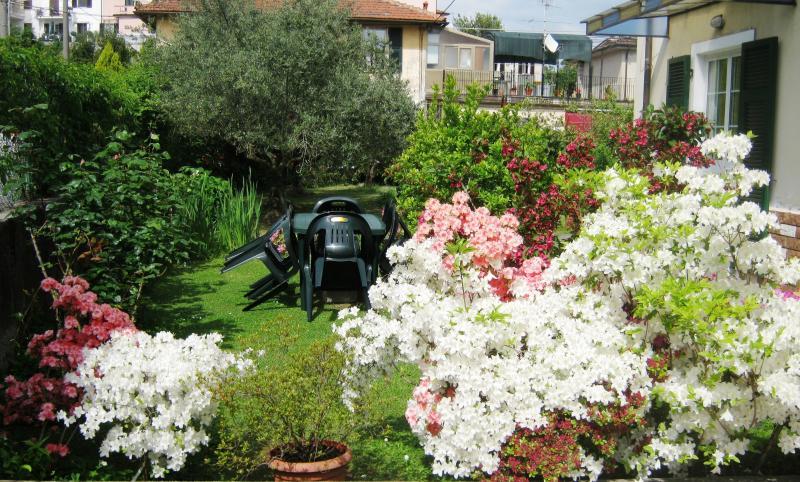 giardino degli ospiti