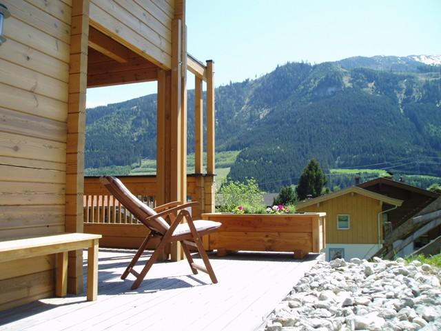 Summer relaxation gazing at fantastic views at Haus Kammern!