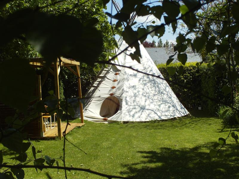 Tipi, location de vacances à Saint-Dolay