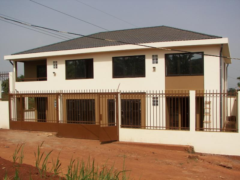 Maison, vacation rental in Cameroon