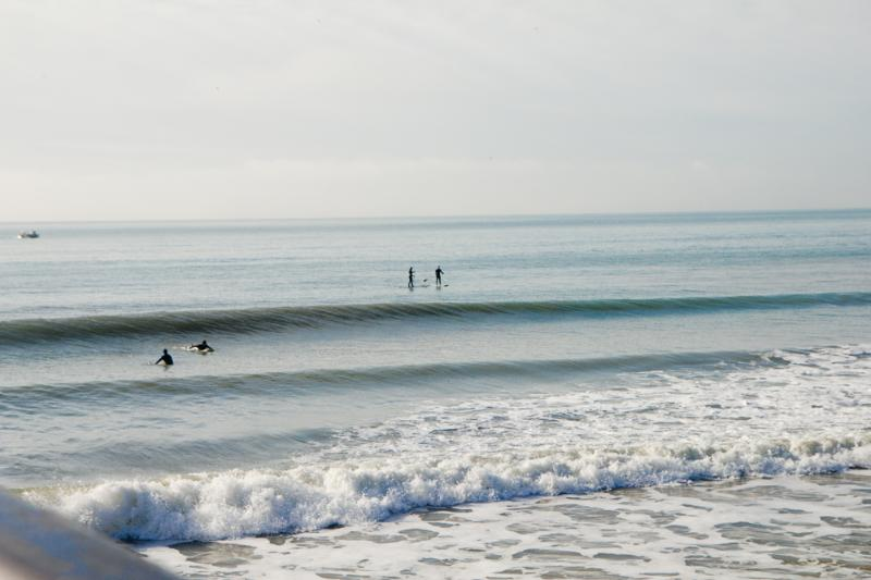 Local beaches with Blue Flag awards. Great for watersports, surfing,kayaking, paddle boarding etc