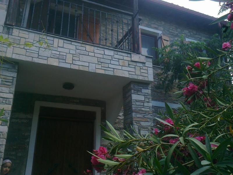 Stone house in Chalkidiki, vacation rental in Nikiti