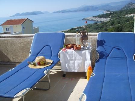 Azur villa, Turquoise coast