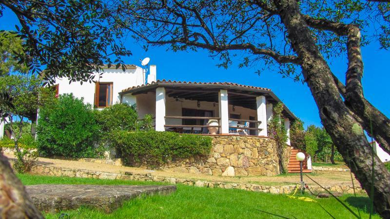 wonderful Villa in Sardinian Style