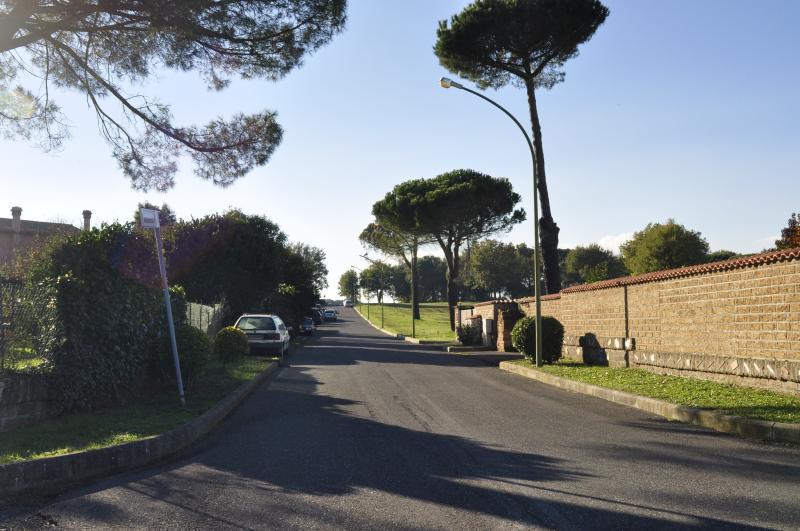 Villa arredata full furnished, vacation rental in Monterosi