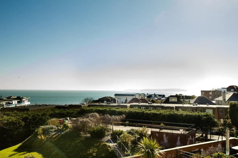 Sea View Apartment, Ferienwohnung in Bournemouth