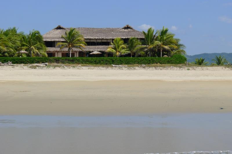 The Villa in paradise