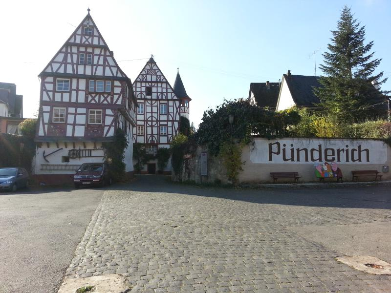 Punderich Old Rathaus