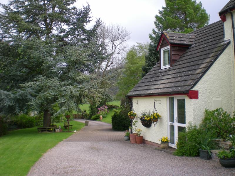 LLANWENARTH LODGE CHALET
