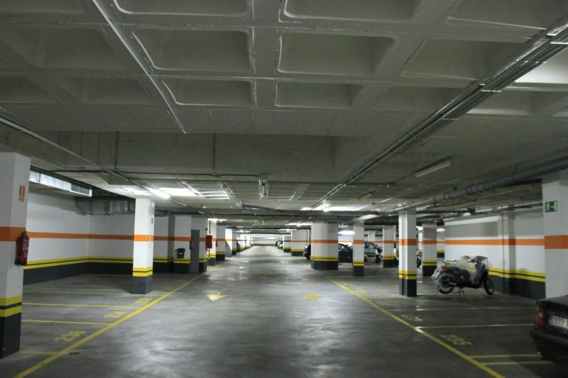 private garages, 24 hours security