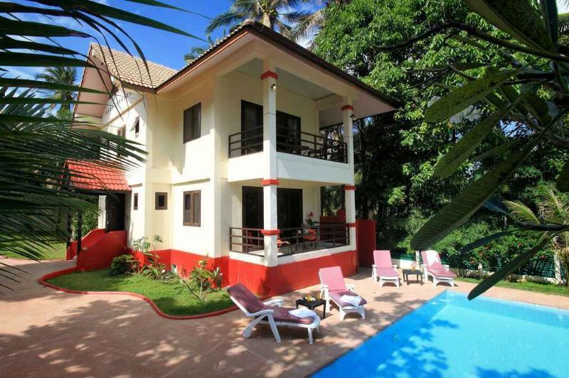 Island View Villa, vacation rental in Ban Chalok Ban Kao