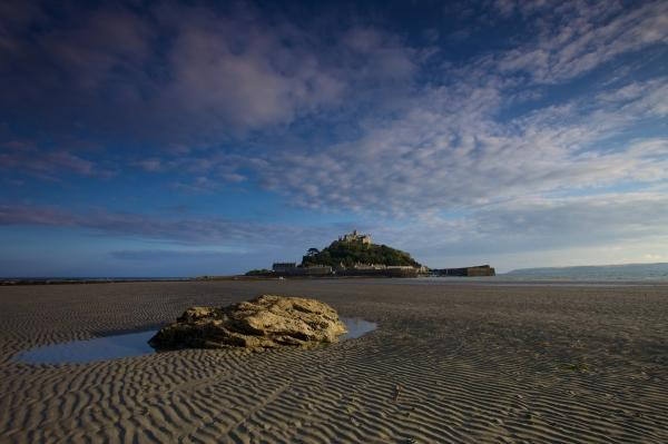St Michaels Mount (only 5 mins away)