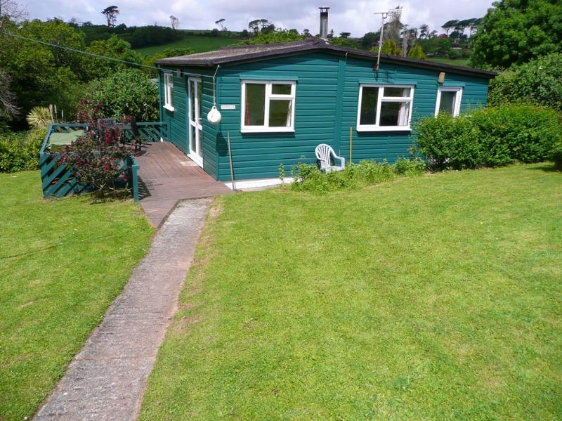 Rostowan, Portscatho, St. Mawes, Cornwall., holiday rental in Come to Good