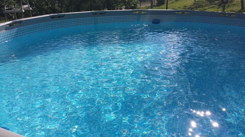 piscina 5mt diam. x 1,30H.