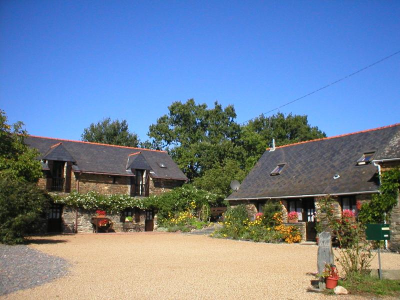 Walnut Cottage, South Brittany Cottages, holiday rental in Masserac