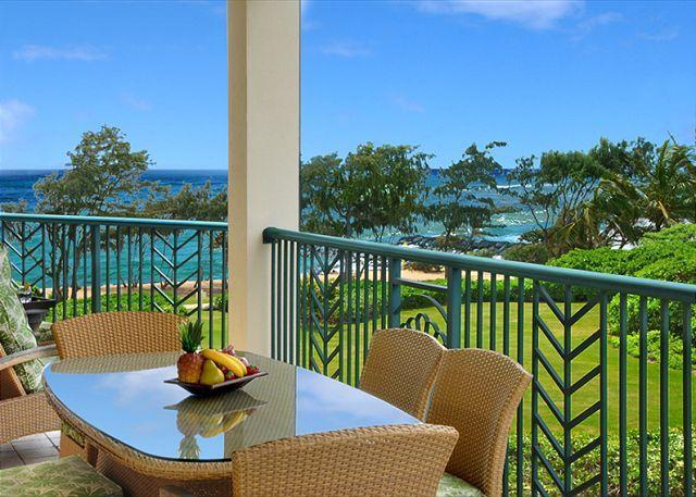 G301 - EXECUTIVE OCEAN VIEW SUITE / **AC** Resort Pool & Restaurant, location de vacances à Kauai