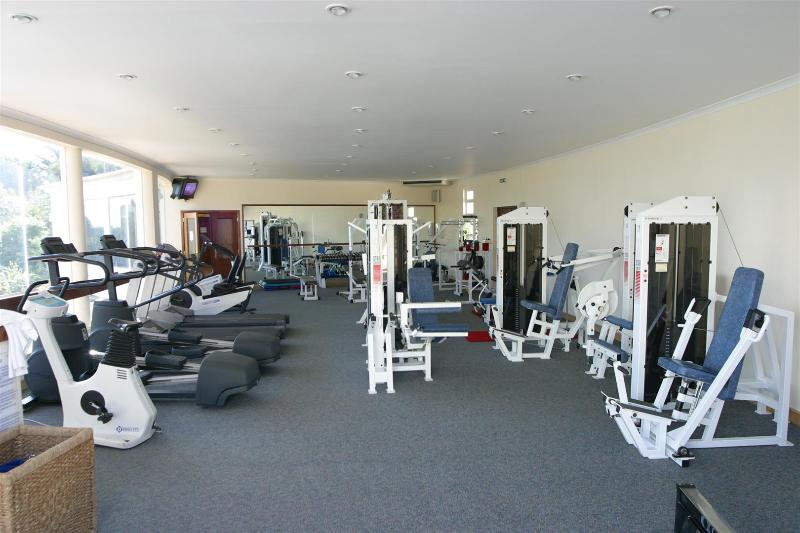 Gym at the Spa