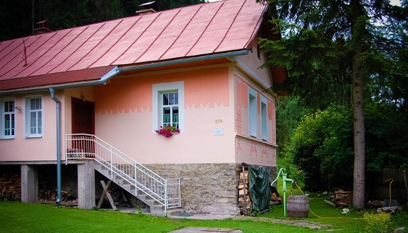 Cottage U Jakuba Summer