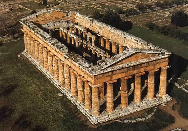 Paestum et la Magna Grèce