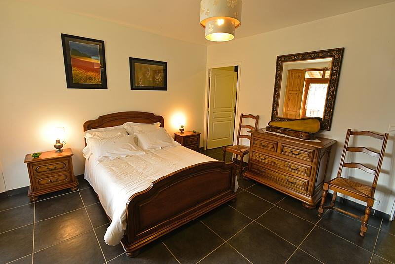 Chambre Vellave; Le clos des pierres rouges, holiday rental in Monistrol-d'Allier