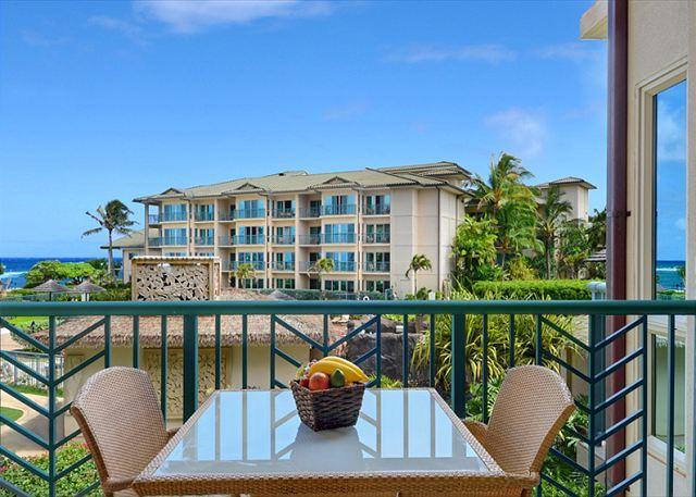OCEAN VIEW B202 **AC** Resort Pool & Restaurant, location de vacances à Kauai