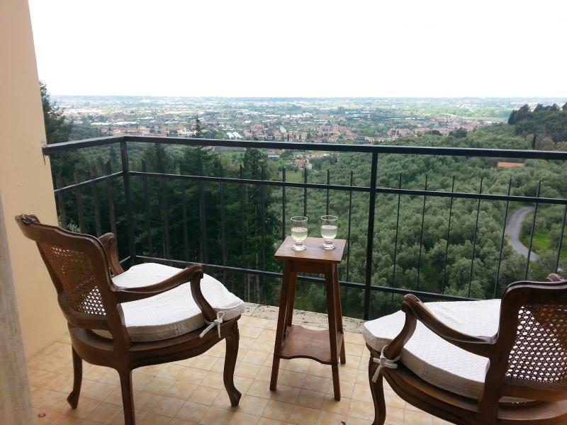 La Vedetta - Balcony sea view