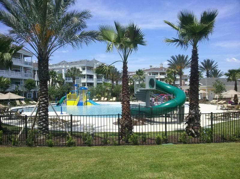Nouvelle piscine Splash!!!