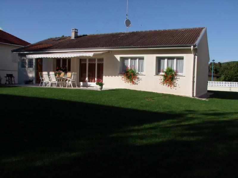 Gîte du Breuil, holiday rental in Nancy