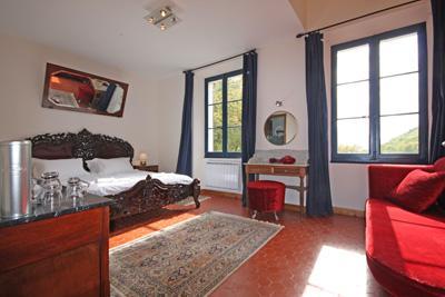 La Suite de Strauss - notre chambre plus romantique à la maison