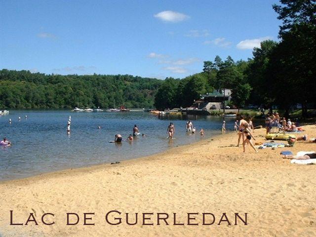 Lac de Guereldan