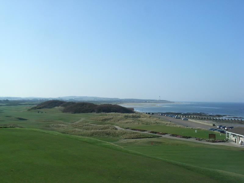 Lossiemouth Golf Course - just 5 miles away