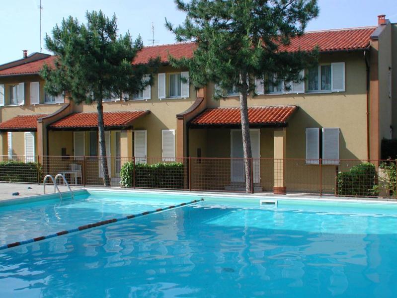 Apartamento vista piscina