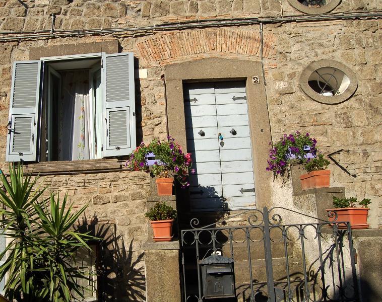 Mazzini Apartment, holiday rental in Canino