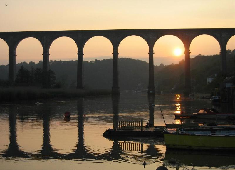Viaduct at Calstock