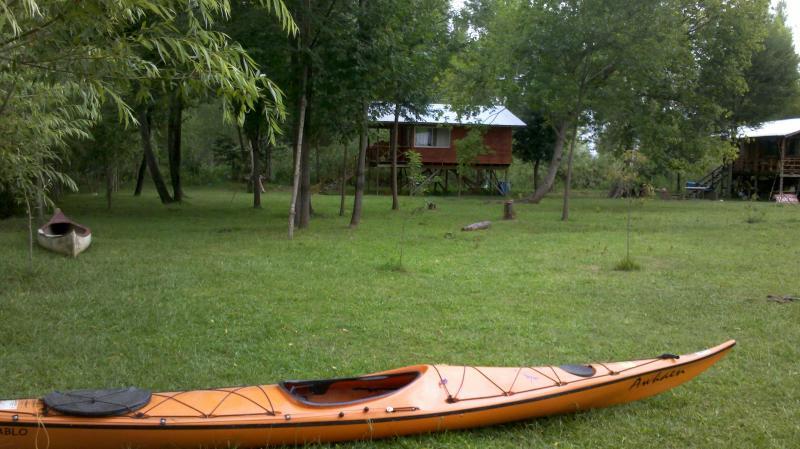 Viajes de canoa y kayak