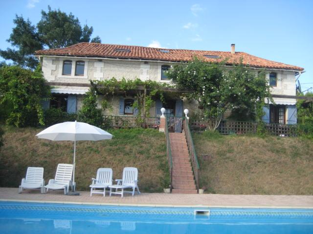La Grange Maranol, holiday rental in Petit-Bersac