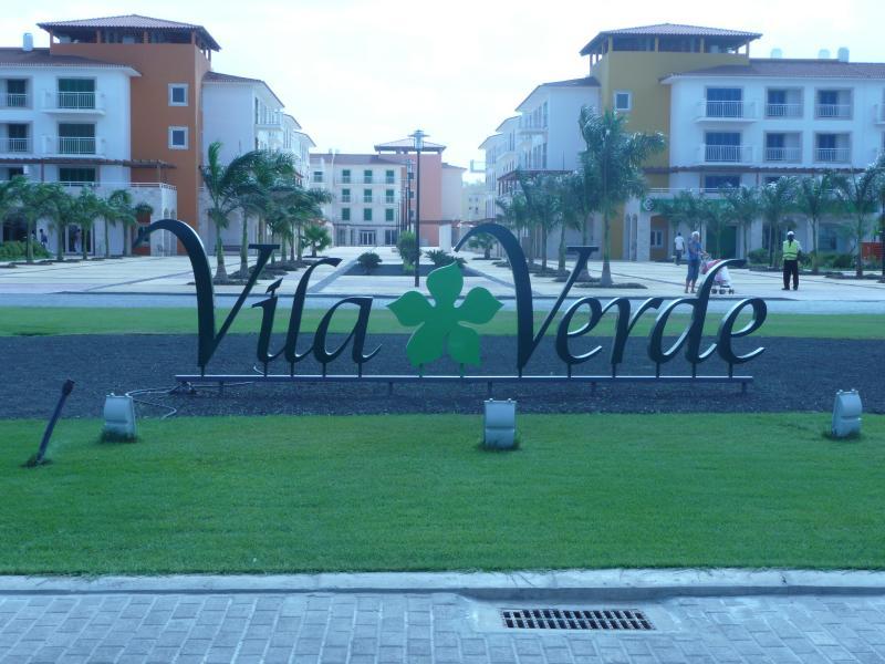 Vila Verde main reception