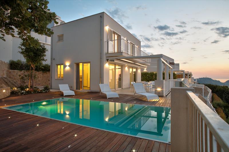 Villa Lipari- Villas d'Orlando, vakantiewoning in Capo d'Orlando